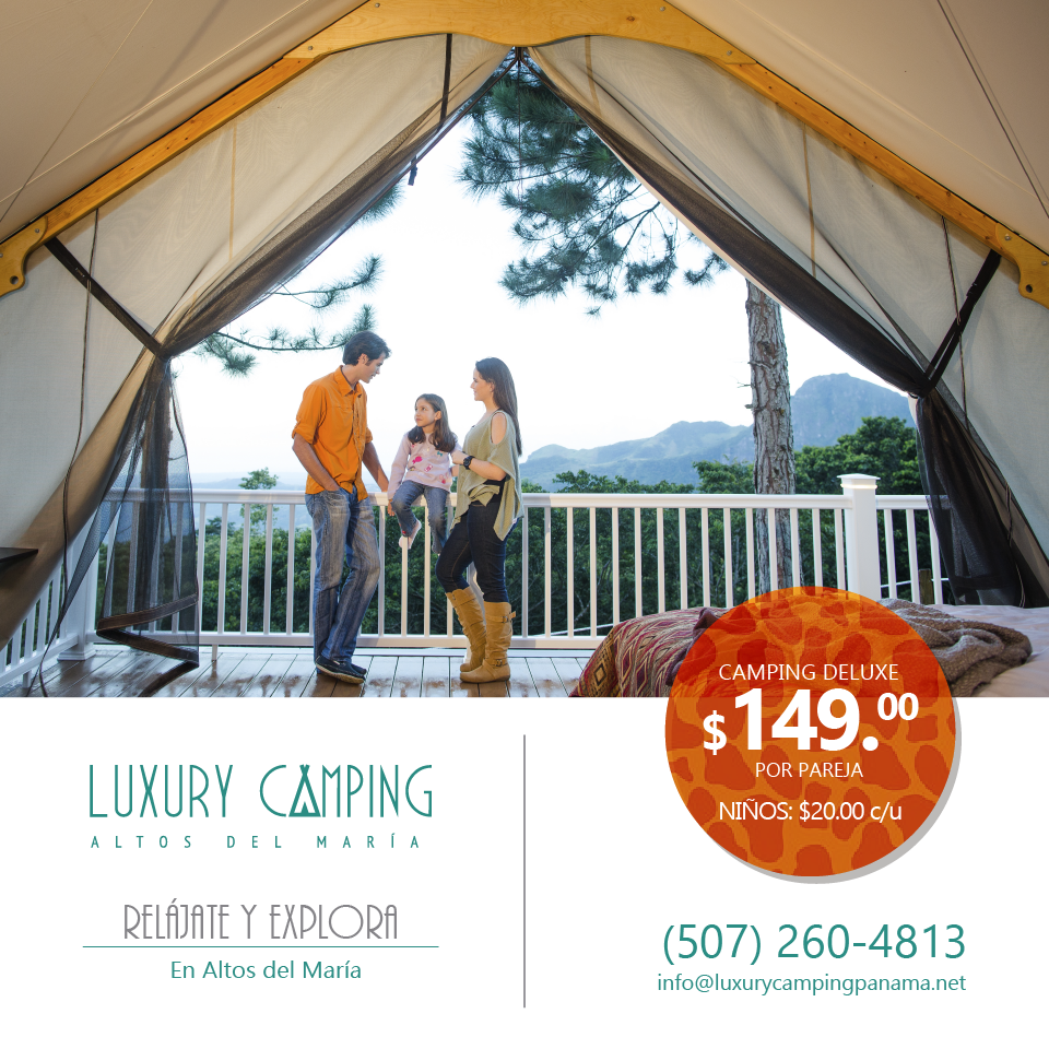 Luxury Camping Panama