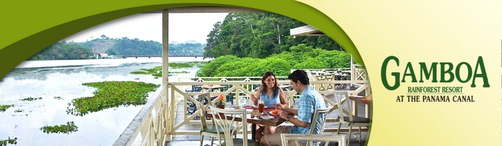 Restaurante Don Caimán is located on the Gamboa Rainforest Resort dock and has a spectacular outdoor terrace with breathtaking views of the Chagres River and the Panama Canal.